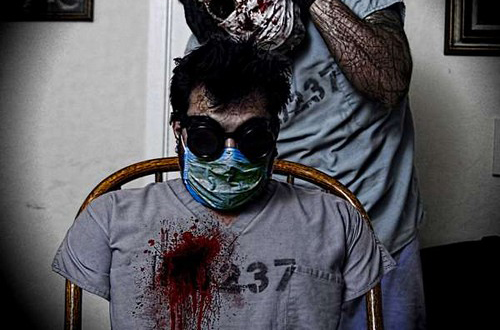 وحشتناک ترین و خفن ترین چهره های هالووین (عکس)