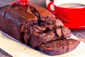 مواد لازم برای تهیه کردن نان چای شکلاتی