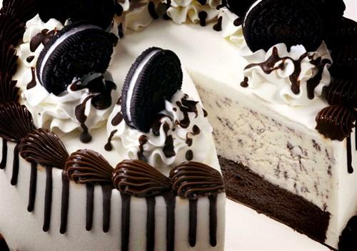نحوه ی درست کردن کیک بستنی خوشمزه