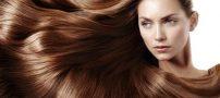 نکاتی درباره ی شستن موهای چرب