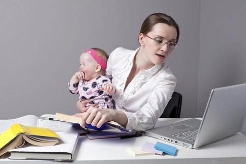 نکاتی درباره ی سلامتی زنان پرمشغله