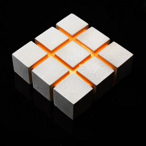 طراحی های جالب کیک با ایده های معماری (عکس)