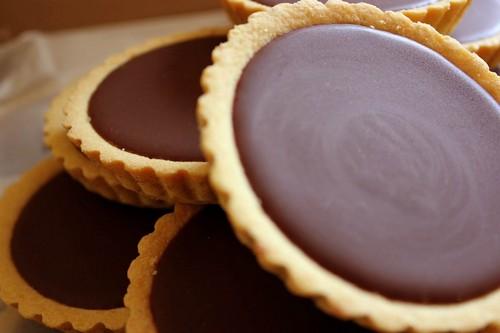 چگونه تارت شکلاتی درست کنیم؟
