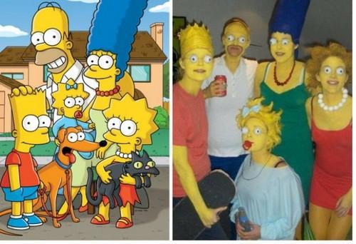 این افراد شبیه به شخصیت های کارتونی هستند (عکس)