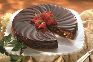 نحوه ی درست کردن کیک براونی شکلات