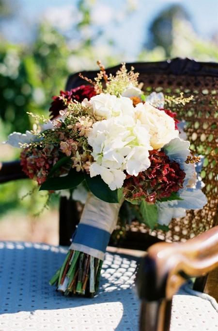 عکس هایی از مدل دسته گل عروس زیبا و جداب
