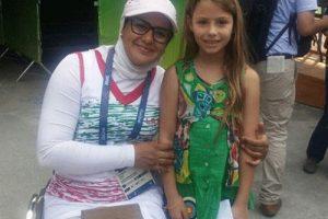 تغییر نام این دختر برزیلی به عشق زهرا نعمتی (عکس)