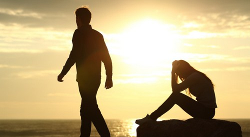 راهی موثر برای درمان شکست عشقی