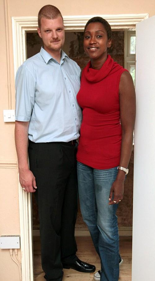 با بلند قدترین زن و شوهر دنیا آشنا شوید (عکس)