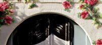 گلدوزی های زیبا بروی دیوارهای اسپانیا (عکس)