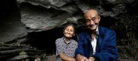 زندگی باورنکردنی 54 ساله این زن و شوهر در غار (عکس)