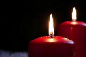داستان پندآموز و خواندنی شمع قرمز