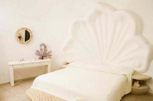 عکس هایی از خانه رویایی به شکل صدف دریایی