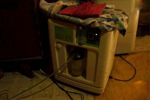این دستگاه عجیب ترین دستگاه دیالیز در دنیا می باشد (عکس)