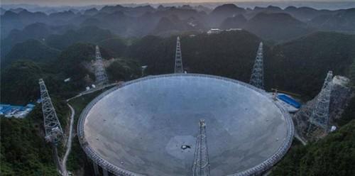 عکس های دیدنی از بزرگترین تلسکوپ جهان به قطر 500 متر