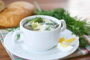 چگونه سوپ ترشک درست کنیم؟!