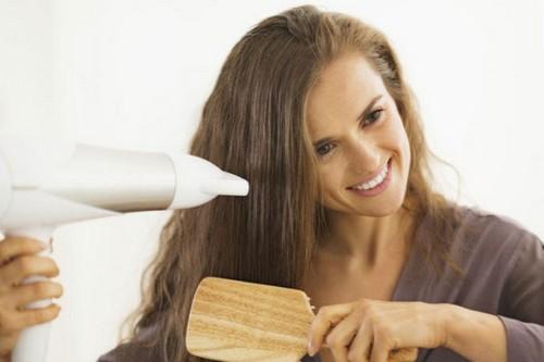 چگونه موهای خود را خشک کنیم؟