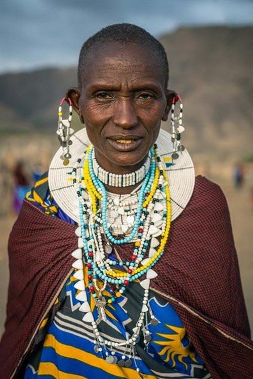 عکس هایی از زندگی سخت مردم ماسایی تانزانیا