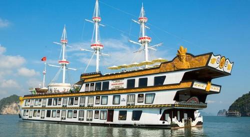 عکس های دیدنی از مجلل ترین کشتیهای جهان