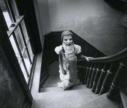 عکس های بسیار ترسناک از رویای یک عکاس