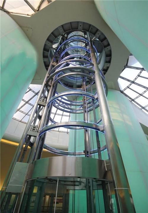 با سریع ترین آسانسور جهان آشنا شوید (عکس)