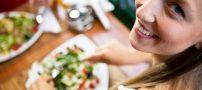 اصول رعایت تغذیه در دختران نوجوان!!