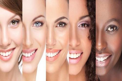 چگونه رنگ پوست ها را تشخیص دهیم؟