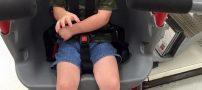 عکس هایی از سبد های خرید جالب مختص افراد معلول