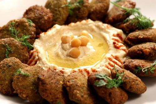 چگونه فلافل لبنانی درست کنیم؟