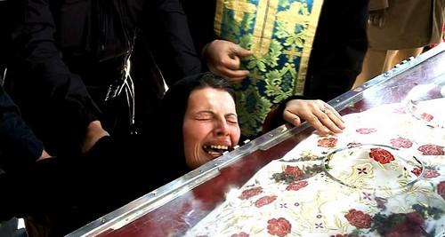 عکس هایی از مراسم جن گیری ترسناک (عکس)