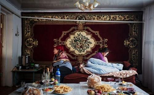 عکس های جنجالی از رسم عجیب دزدیدن عروس