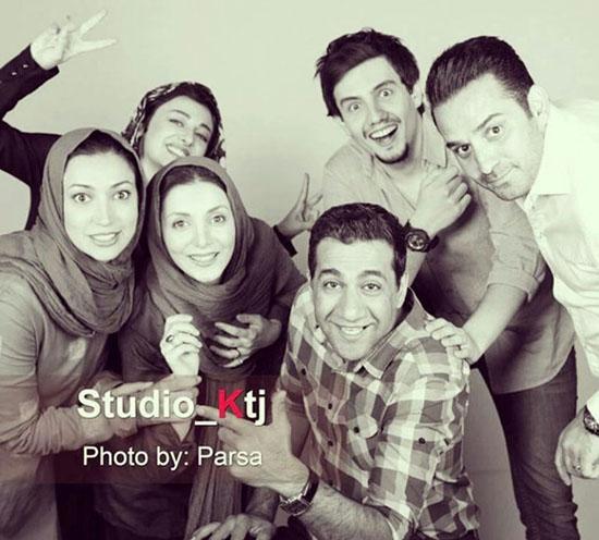 جنجال طلاق صبا راد مجری معروف تلویزیون از مرتضی علی آبادی +عکس