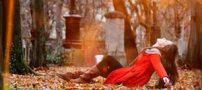 عکس نوشته های عاشقانه و رمانتیک پاییزی