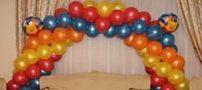زیباترین  بادکنک آرایی ها برای جشن تولد و عروسی