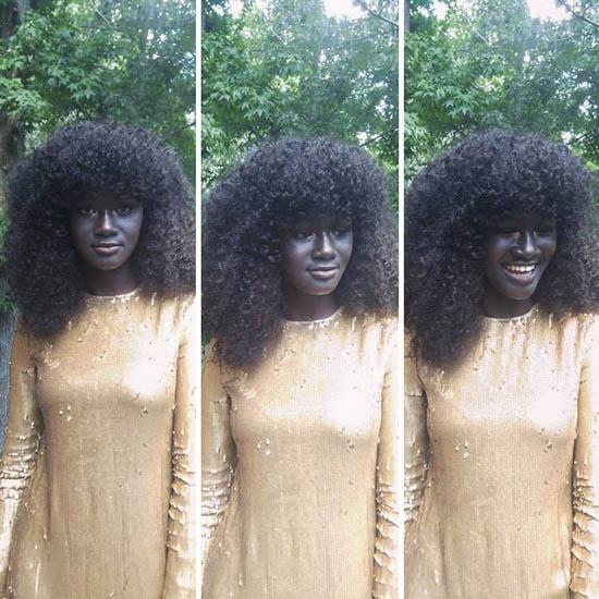 تصاویر جذاب دختر شب مدل جنجالی و جدید دنیا
