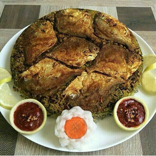 آموزش تهیه ته چین ماهی خوشمزه