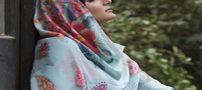 مدلهای شیک و زیبای شال ایرانی