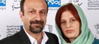 عکس سلفی اصغر فرهادی و همسرش پریسا در آنتالیا
