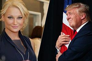 آزار جنسی ملکه زیبایی فنلاند بدست ترامپ +عکس