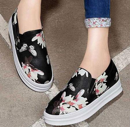 جدیدترین مدلهای کفش اسپرت دخترانه