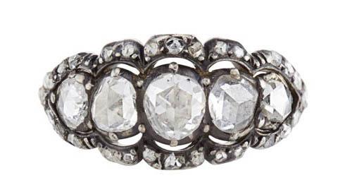 مدلهای جدید انگشترهای طلا و جواهر