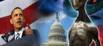 هشدار اوباما درباره حمله موجودات فضایی به پوتین