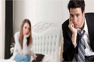 علت کم شدن میل جنسی مردان