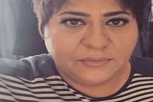 رابعه اسکویی در اینستاگرام و فیس بوک هک شد +عکس