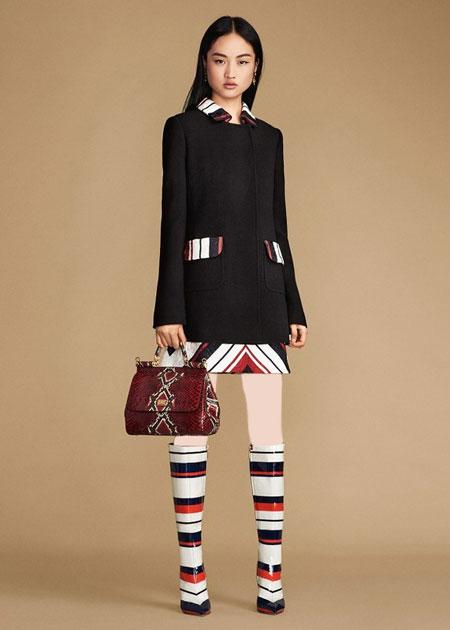 تصاویر سری جدید مدل لباس دولچه اند گابانا