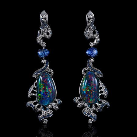 زیباترین مدلهای جواهرات شیک برند De Laur