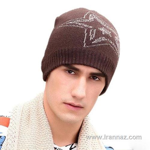شیک ترین مدلهای کلاه بافتنی مردانه