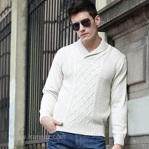 جدیدترین مدلهای پلیور و ژاکت مردانه