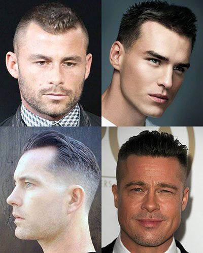 جدیدترین مدل های موی مردانه