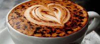 آموزش تهیه کاپوچینو با شکلات سفید و کرم کارامل